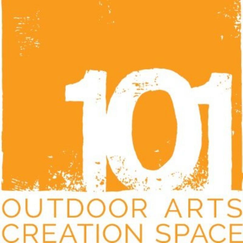 101 Outdoor Arts Creation Space logo