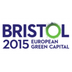 Bristol European Green Capital 2015 logo